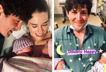 Lachy Wiggle and Dana Stephensen have welcomed twin girls – so, what are the chances of having twins?