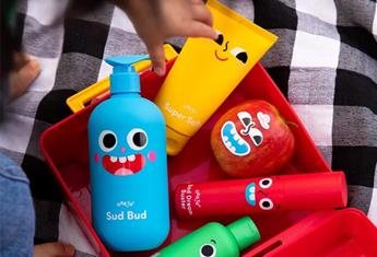 Make a splash with these quirky, kids' bath products to get them excited for bath time
