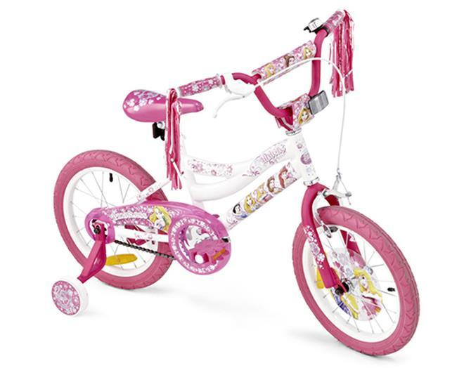 The Disney Princess Bike available at Big W