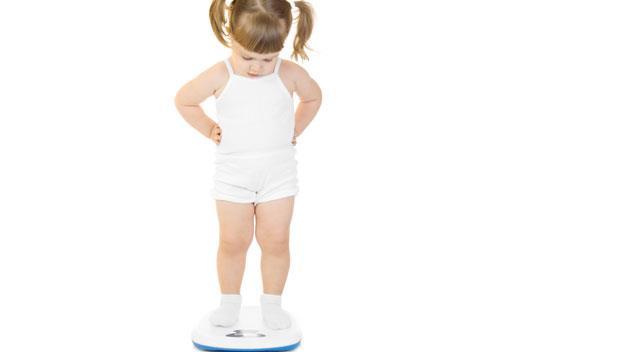 toddler body image
