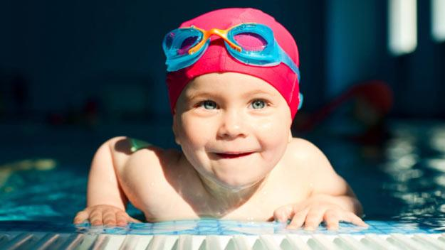 The importance of swimming lessons