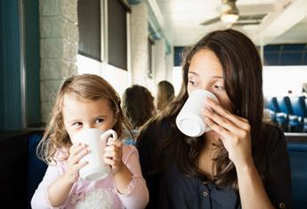Top 5 baby-friendly cafes