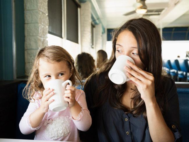 It pays to find a cafe that welcomes mothers and babies. (Photo: Getty Images)
