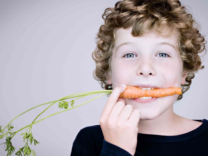 Eat Your Vegies!!