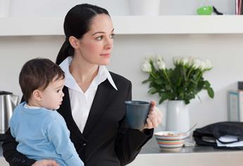 Working mums feel financial strain