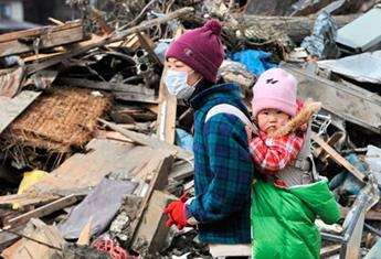 Helping your kids deal with disasters