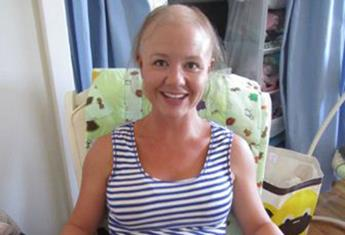 'I lost all my hair during pregnancy'