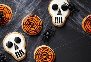 10 spooky sweet treats to make for Halloween