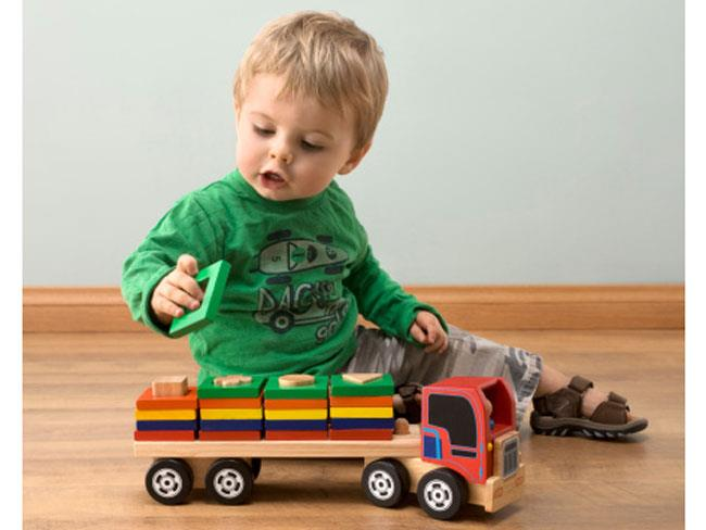 Eco-friendly toys for babies & toddler