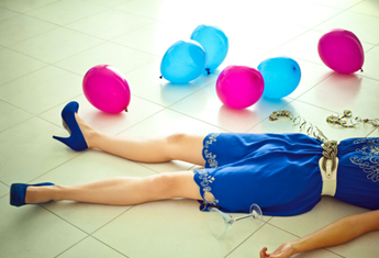 Dealing with a hangover with kids
