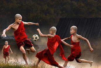 How children play across the world