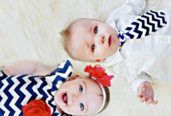 Twins: The first 6 weeks