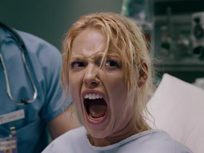 Hollywood Childbirth