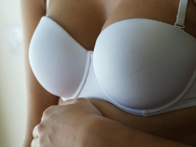 Pregnancy breast changes