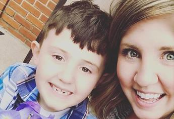 This 7-year-old had the most beautiful response to his mum's explanation about infertility