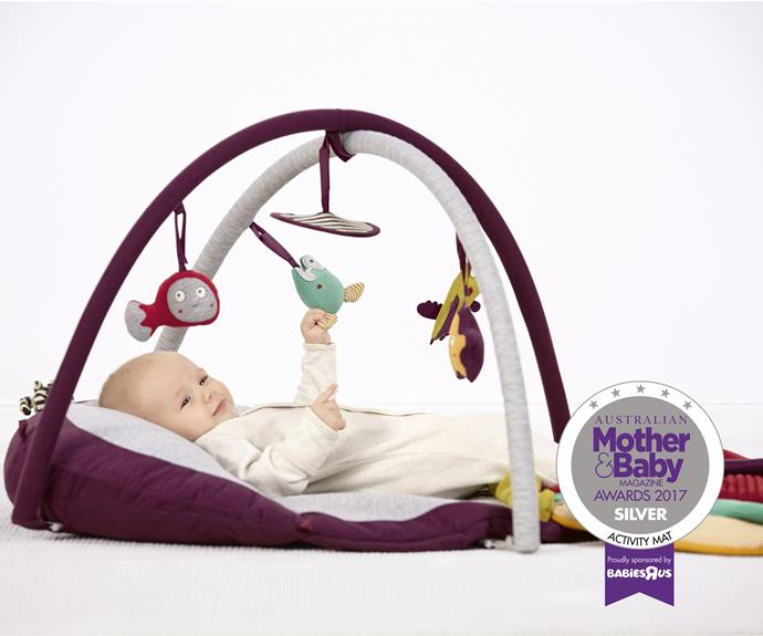 Mamas & Papas Playmat & Tummy Time Octopus