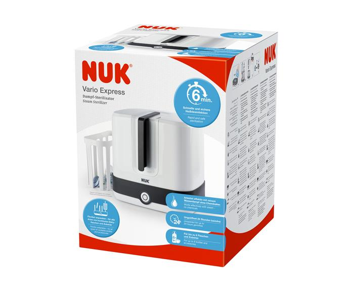 NUK Vario Steam Steriliser