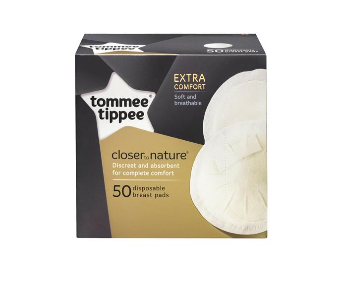 Tommee Tippee Closer to Nature Disposable Breast Pads