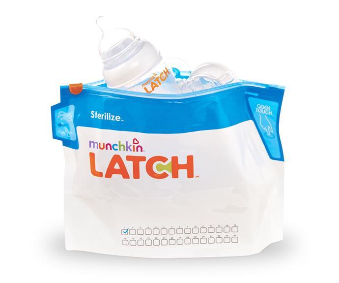 Munchkin Latch Sterilise Bags