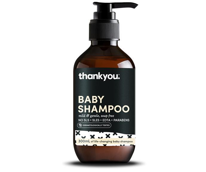 Thankyou Baby Shampoo
