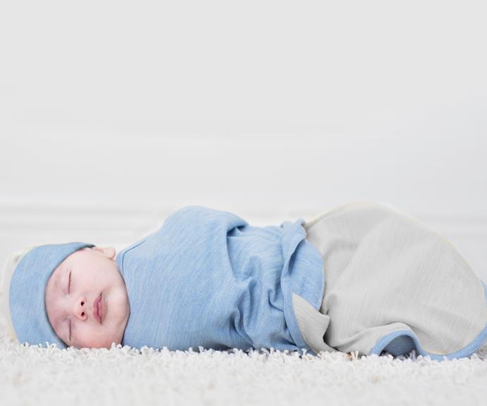 Merino Kids Cocooi Babywrap
