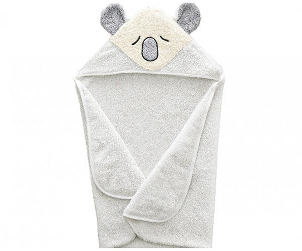 Koala wrap towel