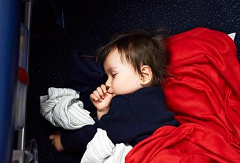 Virgin Australia welcomes kids' sleep devices on board flights, makes parents' dreams come true