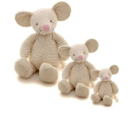 Little Organics Marley Mouse Soft Toy