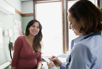 Your antenatal notes can be a bit confusing. We help you decipher what it all means …
