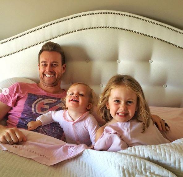 Grant Denyer daughters