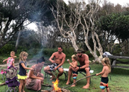 Hemsworth camping holiday