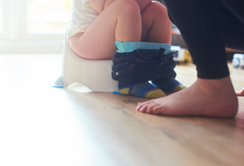 This is the best age to toilet train your toddler