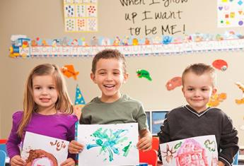 Education experts on the benefits of sending your child to preschool