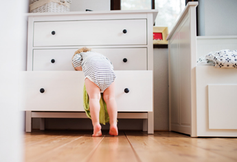 Child friendly furniture choices to help keep your home safe