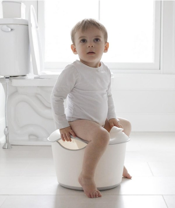 Toddler Toilet Seat Kids Chair Trainer Loo Training Step Stool Soft Padded Seat