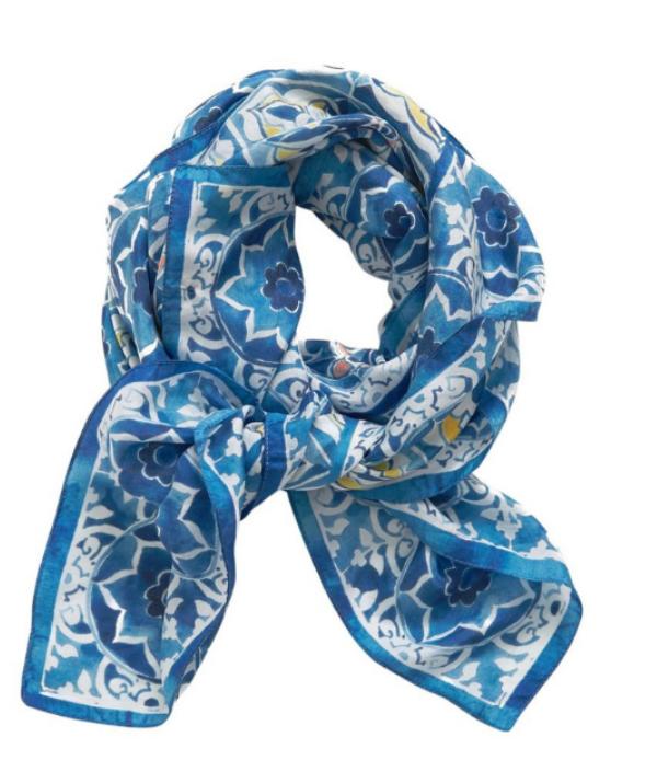 Add a scarf