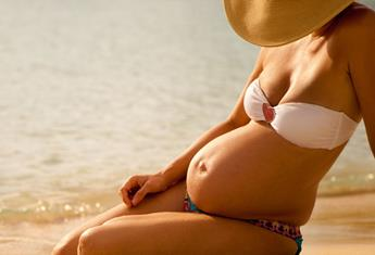 Is it safe to get a spray tan while pregnant?