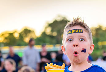 10 child-friendly things to do on Australia Day in Brisbane