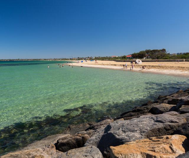 Mordialloc beach/Aspendale beach