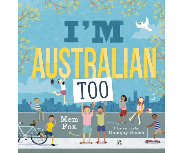 I'm Australian Too, Mem Fox