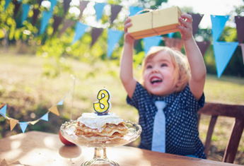 Congratulations, you're the parent of a three-year-old! So now what?