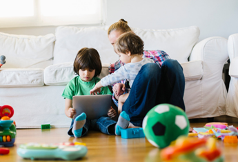Childcare for working parents