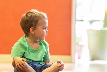 Here's how to cope with the tears and fears of starting childcare – for both you and your child