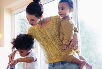 Advice from second-time mums