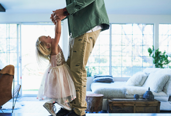 The Daddy Bear: How my toddler is teaching me to be more patient