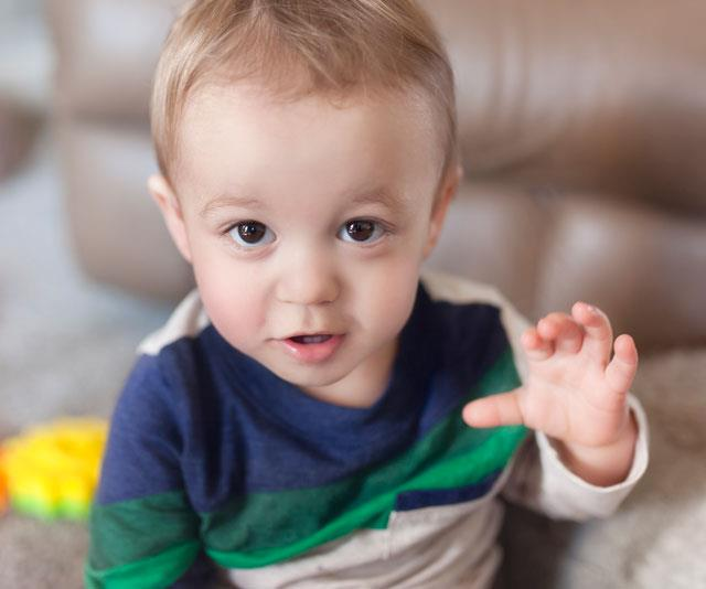 Common cold in babies