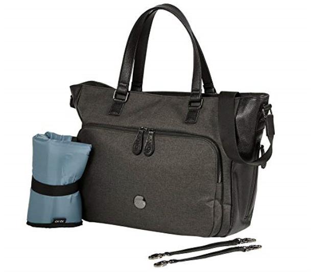 OiOi Cross Body Utility Tote Bag