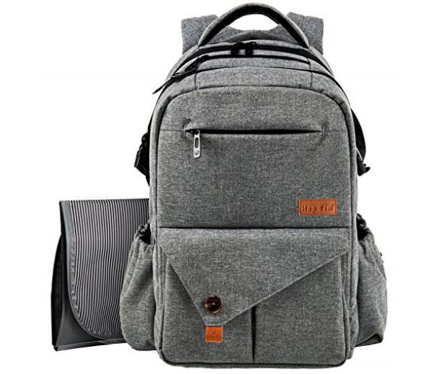 HapTim Multi-function Large Baby Nappy Bag Backpack