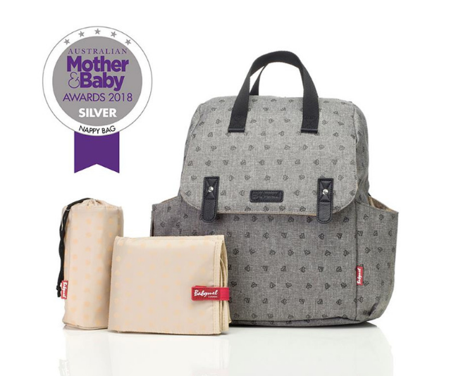 Babymel 'Robyn' convertible backpack nappy bag