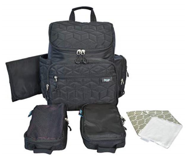 Terra Baby Larger Capacity Nappy Bag
